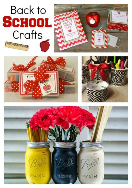 Back to School Crafts Round up